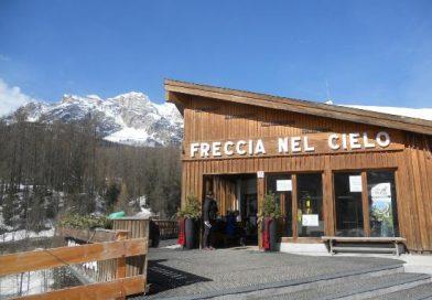 Dolomiti, TOFANA – FRECCIA NEL CIELO / ESTATE 2017 –  Cortina d'Ampezzo