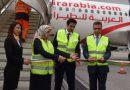 Al Via voli diretti Low  Cost  Bergamo-Alessandria d'Egitto di Air Arabia