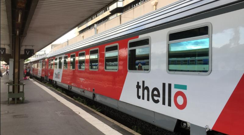 Thello: nuove  carrozze dei treni notte, notizie e novità 2018
