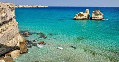 Torre dell'Orso,Salento, la spiaggia più sicura di sempre