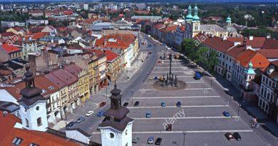 Repubblica Ceca.: Hradec Kralove e i suoi palazzi