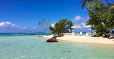 Le Isole di Tahiti: Taha'a