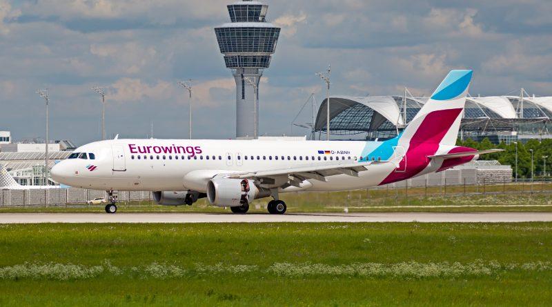 Inaugurato il nuovo collegamento Eurowings da Colonia / Bonn a Trieste