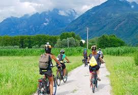 Pedalando nella natura: itinerari green tra sentieri e ciclabili della Valtellina
